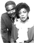 Photo of Ossie Davis and Ruby Dee