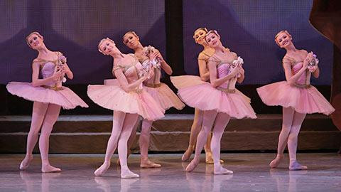Mariinsky Ballet: Petipa's Raymonda