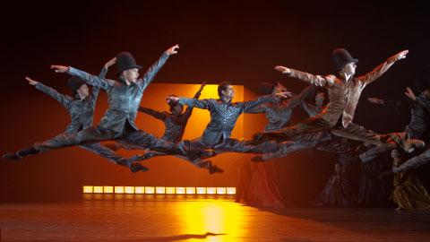 Royal Swedish Ballet: Ek's Juliet and Romeo: