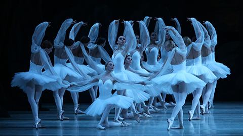 Mariinsky Ballet: La Bayadere