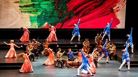 Mark Morris Dance Company: Layla and Majnun