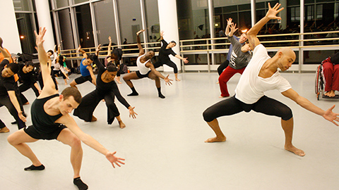 Master Class: Alvin Ailey American Dance Theater