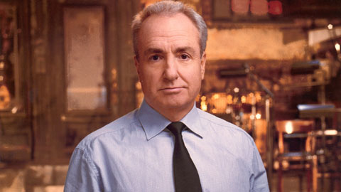Lorne Michaels, creator and executive producer of Saturday Night Live