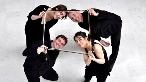 The Thymos Quartet