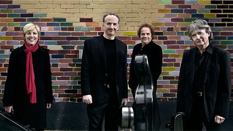 Fortas Chamber Music Concerts: Takács Quartet