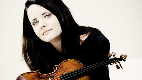 National Symphony Orchestra: Neeme Järvi, conductor: Baiba Skride, violin, plays Prokofiev / Works by Eller & Sibelius