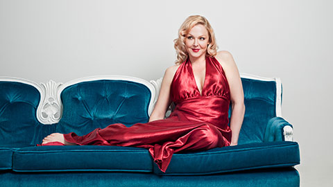 National Symphony Orchestra: James Gaffigan, conductor: Storm Large sings Weill's The Seven Deadly Sins / Works by Rodgers, Dvorák, & Ravel