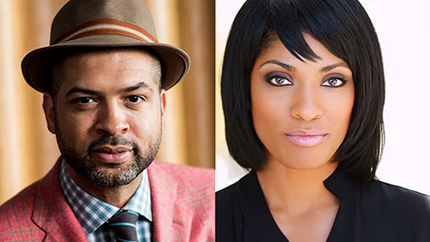 Jason Moran & Alicia Hall Moran