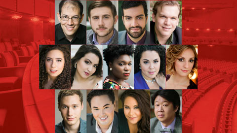 Washington National Opera: Stars of Tomorrow