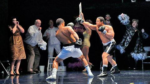 Washington National Opera: Champion