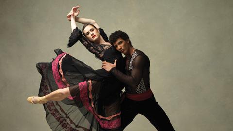 The Washington Ballet Latin Heat performance