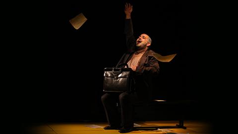 Sundance Institute: Theater from Palestine: TAHA