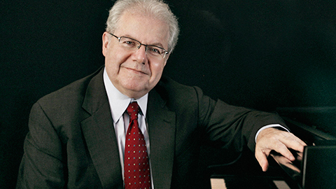 NSO at Wolf Trap: Andrew Litton, conductor / Emanuel Ax, piano