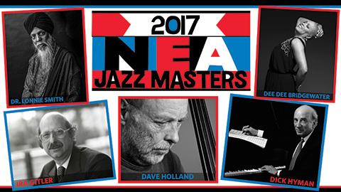 2017 Jazz Masters