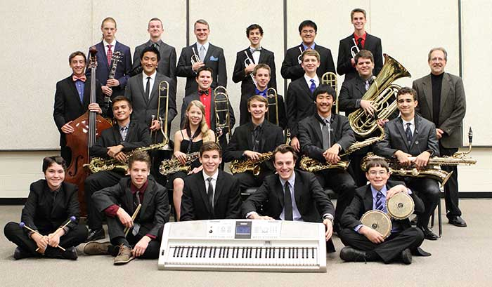 Glenelg High School Jazz Ensemble