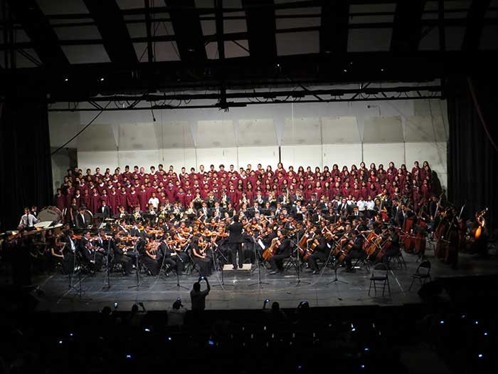 youth symphonoic orchestra