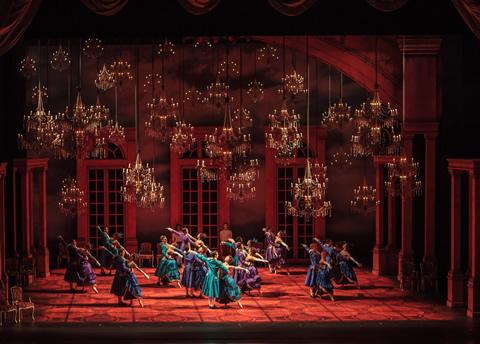 San Francisco Ballet: Christopher Wheeldon's Cinderella