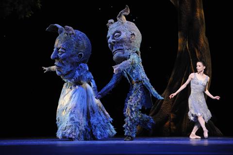 San Francisco Ballet in Wheeldon's Cinderella