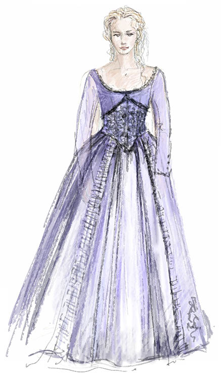 Countess Almaviva Act 3 and 4