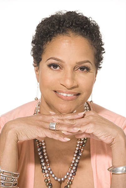 Debbie Allen – Writer, director, and choreographer of Freeze Frame