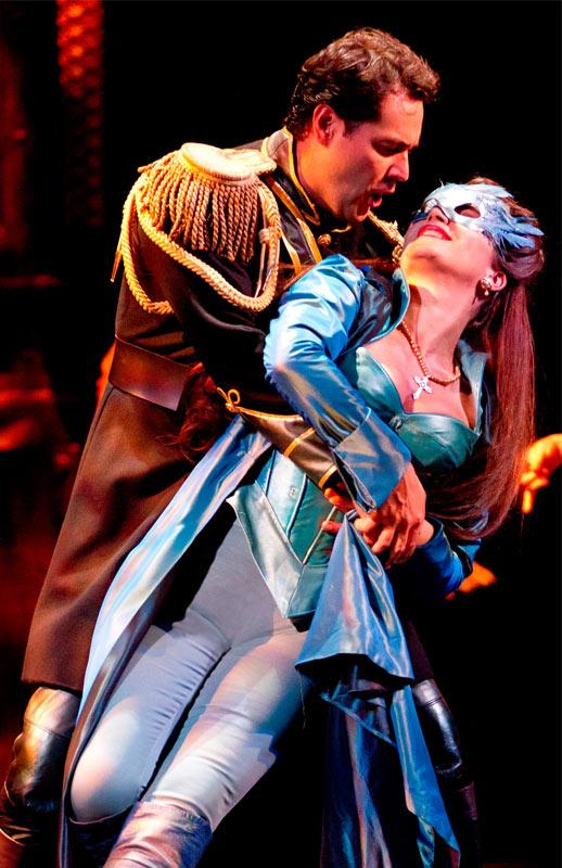 Ildar Abdrazakov and Barbara Frittoli in Don Giovanni