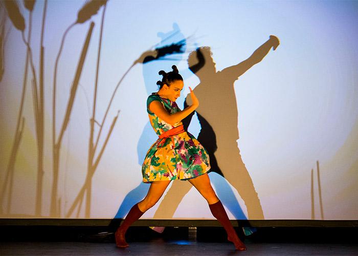 Mariko's Magical Mix: A Dance Adventure