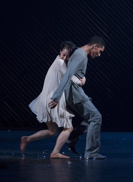 Royal Swedish Ballet Juliet and Romeo