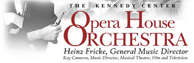 The Kennedy Center Opera House Orchestra