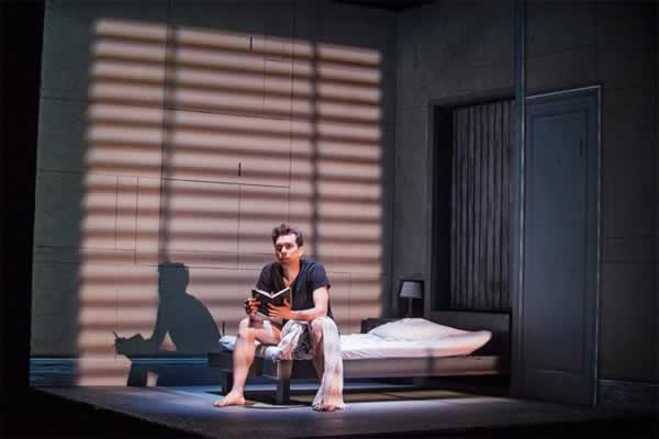 Ex Machina/Robert Lepage: Needles and Opium