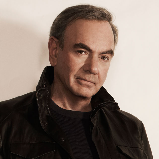 headshot for Neil Diamond