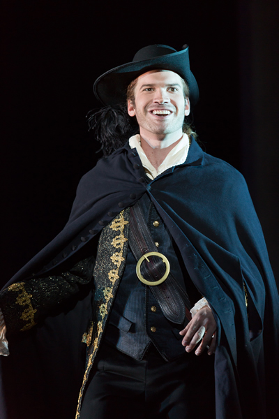 Michael Adams as Don Giovanni