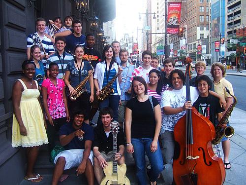 Philadelphia Jazz Orchestra