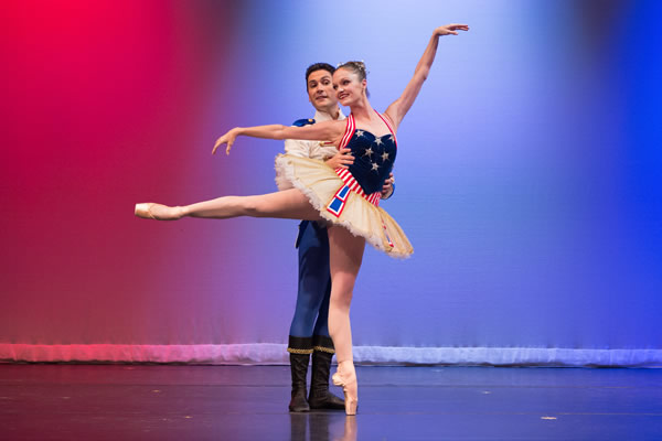 The Suzanne Farrell Ballet: All-Balanchine Program