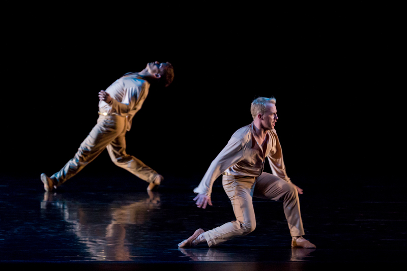 Twyla Tharp's Preludes & Fugues