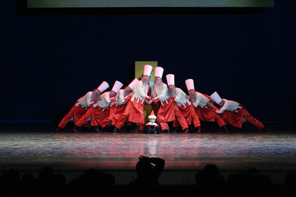 Mariinsky Ballet: Alexei Ratmansky's The Little Humpbacked Horse
