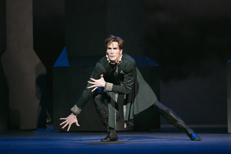 Evan McKie in The Winter's Tale