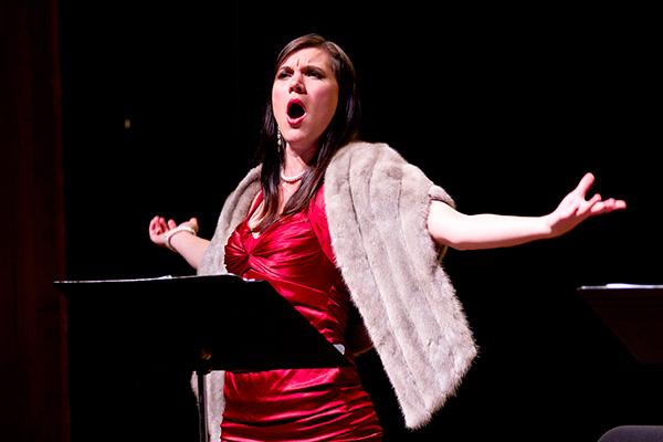 Washington National Opera Domingo-Cafritz Young Artist Program