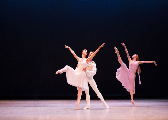 The Suzanne Farrell Ballet: Balanchine, Béjart, and the Bard