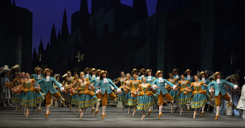 The Garland Waltz from The Sleeping Beauty