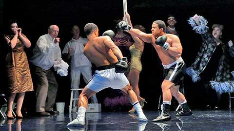 Terence Blanchard on Champion