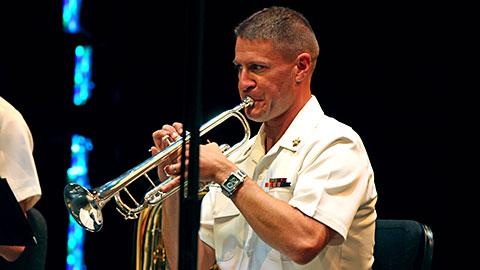 The United States Navy Band Brass Quartet