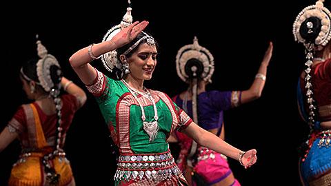 Nrityalaya - Indian Classical Odissi Dance
