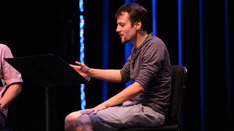 Page-to-Stage: VSA Playwright Discovery Series