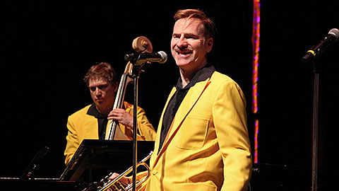 Thanksgiving Day Swing: Jive Aces with Gottaswing