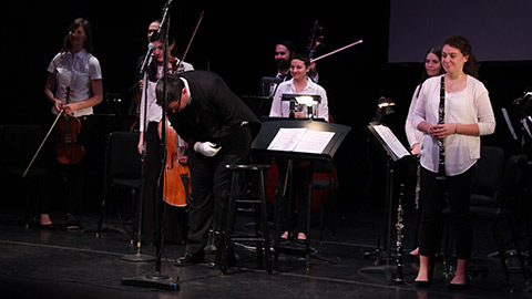 Peacherine Ragtime Society Orchestra: Harold Lloyd