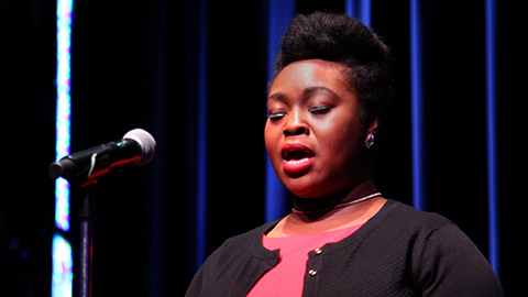 James A. Johnson Young Artist Series presents In Song: Celebrating Youth Voices